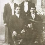 Slováci z Bodonoše, cca 1910-1920
