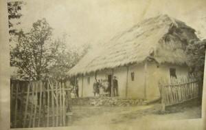 domek rudohorských Slováků, doba neznámá