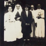 huťanská rodina, cca 1940